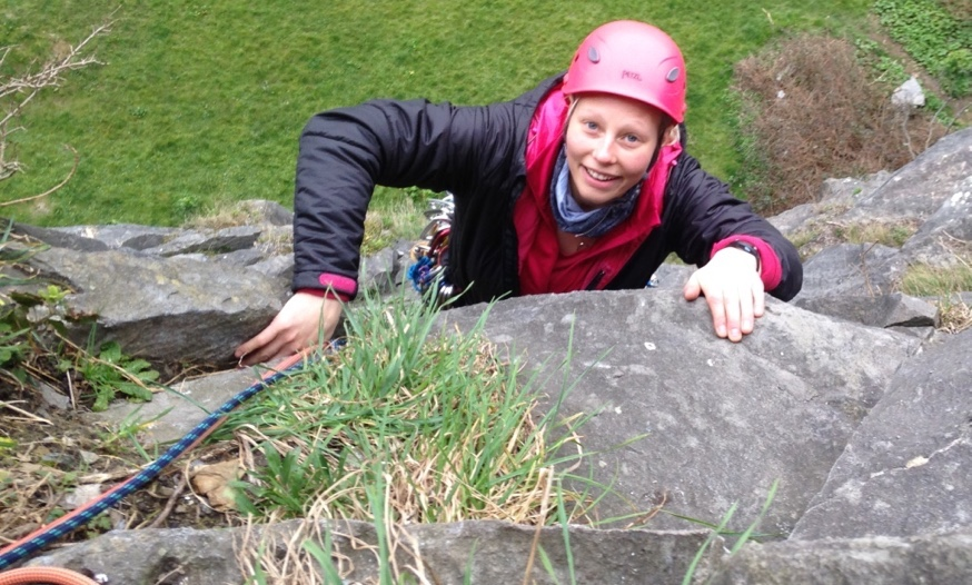 Introduction to Rock Climbing Course