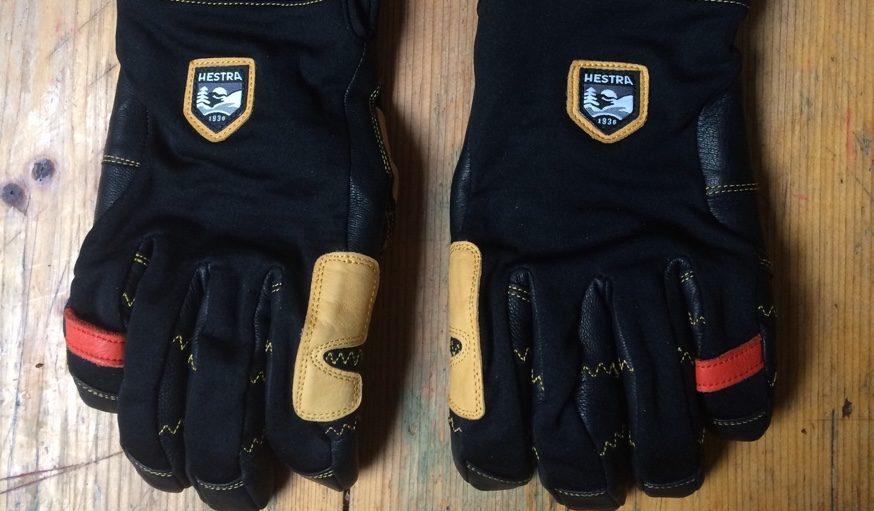 Hestra Ergo Grip Outdry Dexterity Short Gloves review