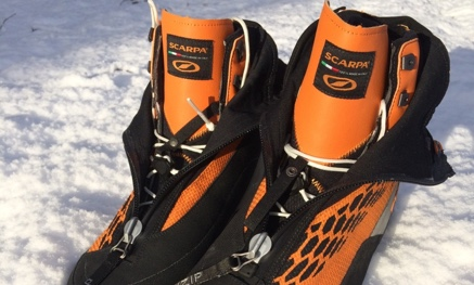 Scarpa Phantom Guide boots