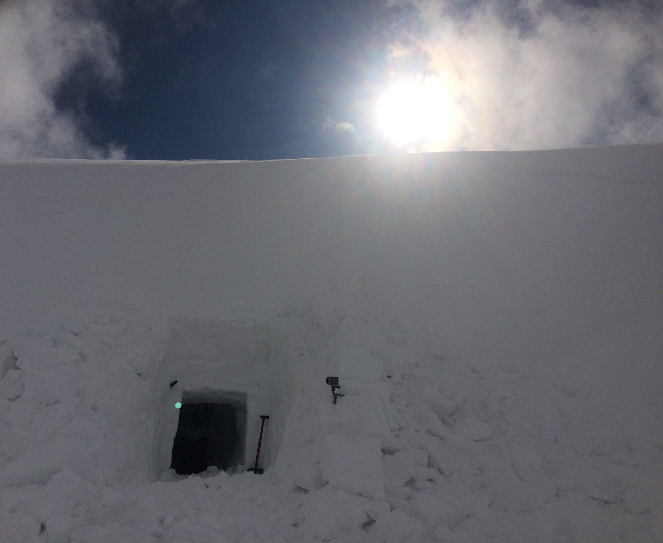 People On Mountain